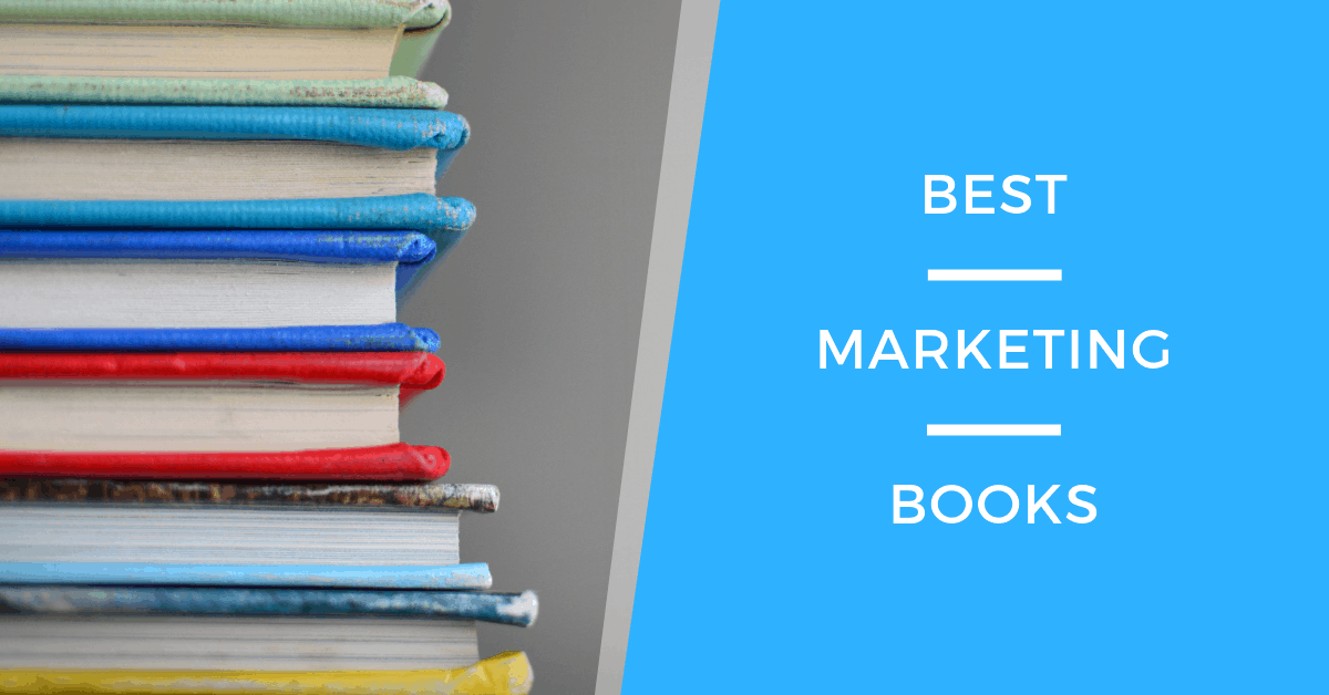 Best Marketing Books To Become a Better Marketer (With Summaries)
