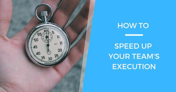 How To Execute Faster