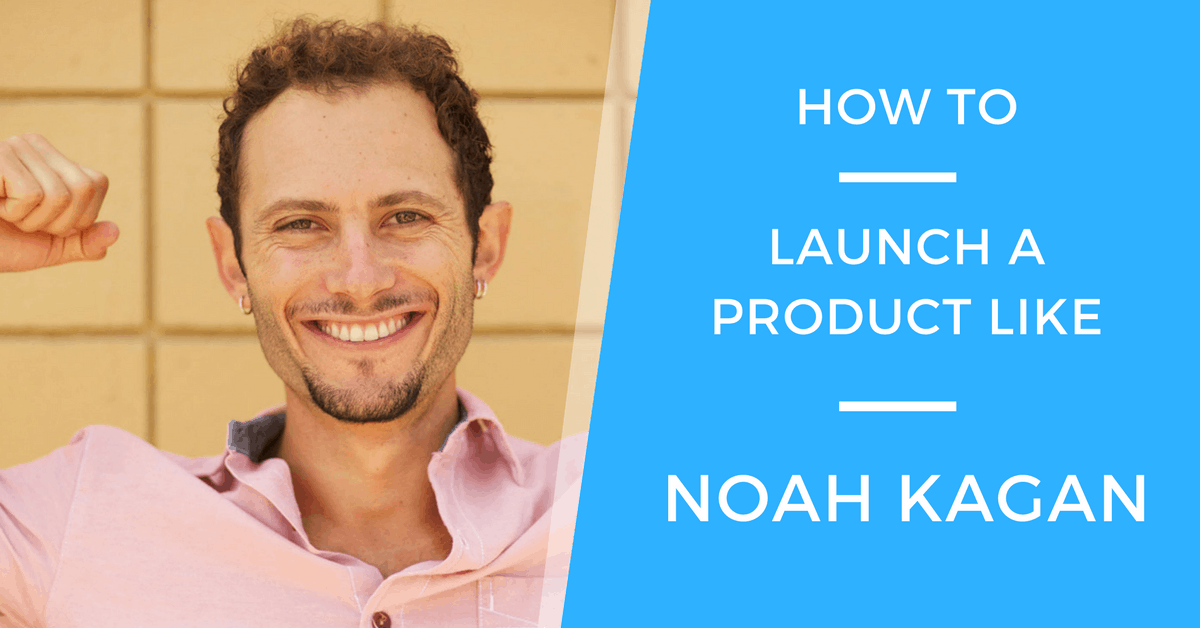 Marketing 101: Learn from Noah Kagan of Sumo & Okdork