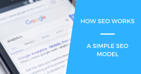 How SEO Works: A Simple Model For Confused Marketers